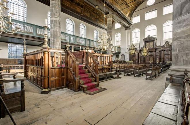 discover-amsterdam-s-golden-age-in-the-portuguese-synagogue-in-amsterdam-352610