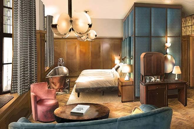 monumental-bedroom-soho-house-amsterdam